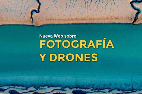 Portada libro fotografia y drones