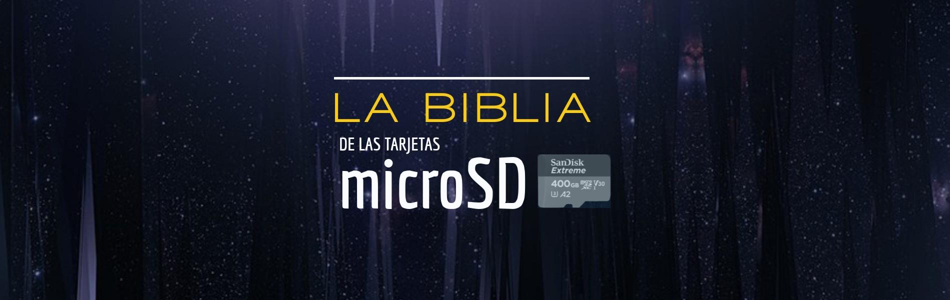 Todo sobre las micro SD